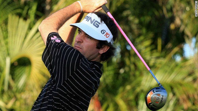 Bubba Watson's pink driver is just one of the Masters champ's flamboyant traits