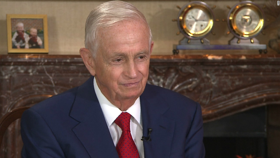 "Bill Marriott is now 80 years old. He recently stepped down as CEO to take up the position of executive chairman. But he will still have a say in how the Marriott empire is run. ""I don't play golf, I don't have a yacht. I work and I visit hotels ... it's in my DNA,"" he said."