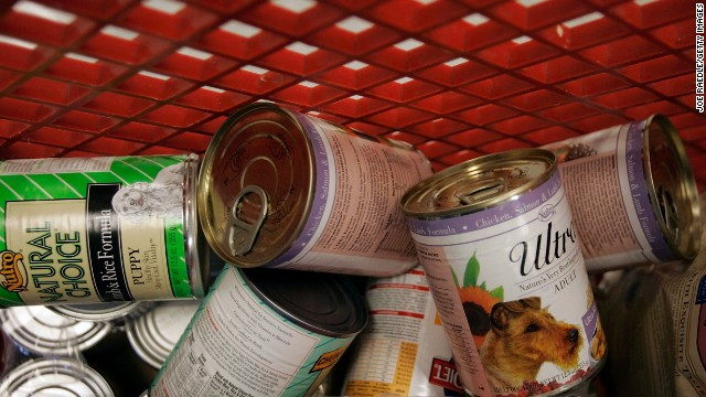 Securing a steady supply of pet food can be a challenge, but some traditional food banks are now beginning to carry pet food.