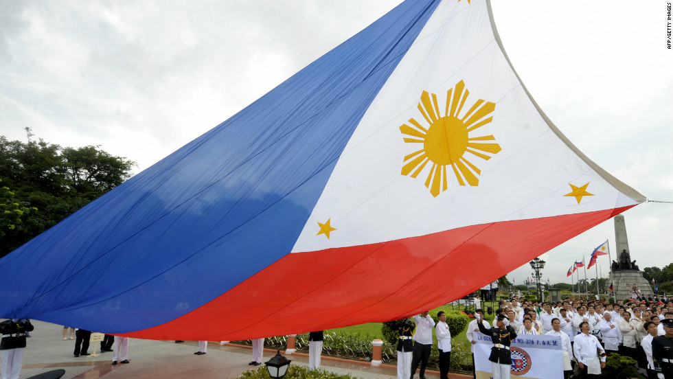 A former Spanish colony for three centuries, the Philippines was ceded to the United States in 1898 following the Spanish-American war.  It achieved full independence in 1946 following World War II and has since been a constitutional republic overseen by a president as both the head of state and head of government.