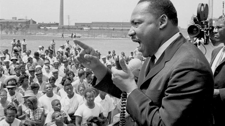 Secret Files Accuse Martin Luther King of 'Drunken Orgies'