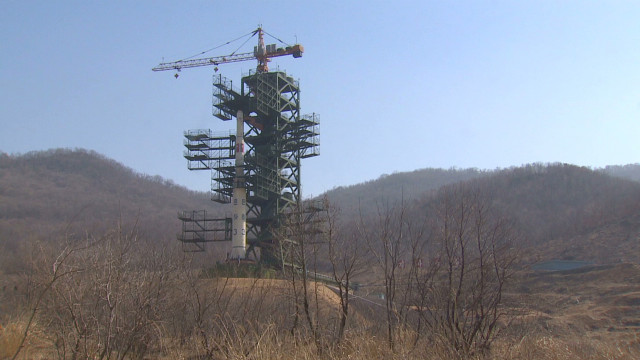 North Korean rocket launch looms