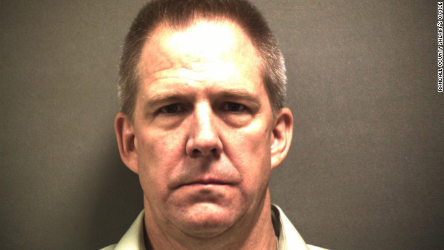 "Clayton Frederick Osbon, shown in his booking photo, has been ordered to a ""low-security"" federal prison in Texas."