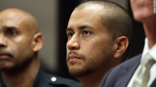 Attorney: Zimmerman tired, frightened
