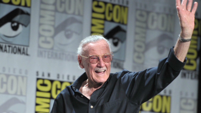 Stan Lee: A billion fans can't be wrong