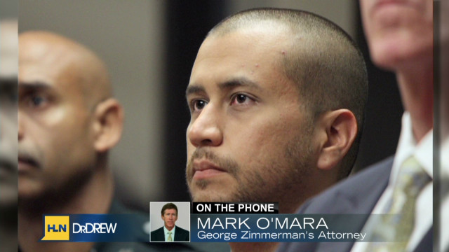 Lawyer: Zimmerman 'incredibly stressed'