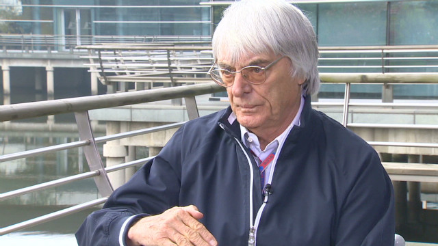 F1 chief: Sport, politics should not mix