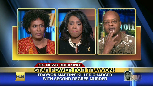 Celebrities talk Trayvon Martin shooting