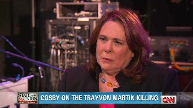 Cosby on the Trayvon Martin killing