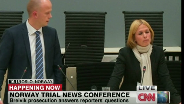 Breivik prosecution, defense sound off