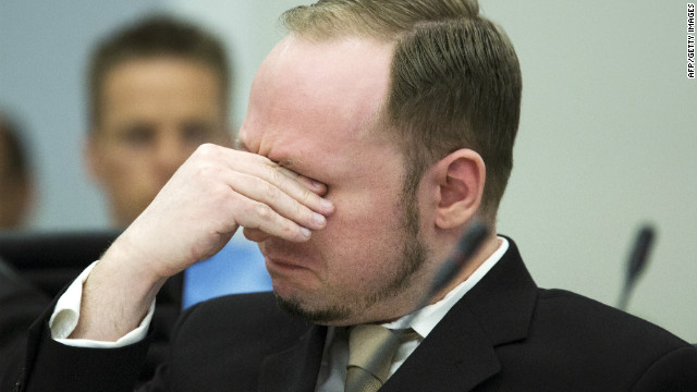 Breivik claims killing was 'necessary'