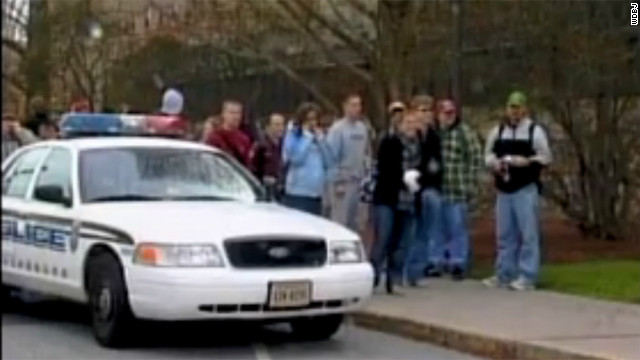 2007: Virginia Tech shooting
