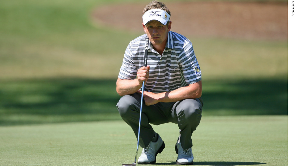 Luke Donald never recovered from an opening round of four-over 75 at Harbour Town Golf Links.