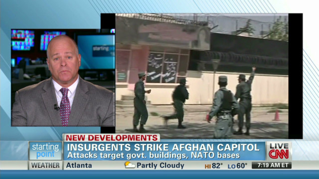 Gary Berntsen on Afghan security forces