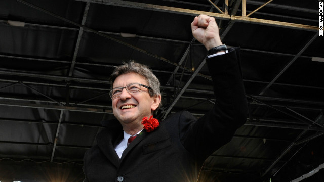 Melenchon's impact in French race - CNN Video
