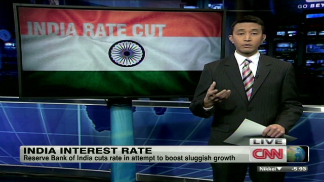 India cuts rates in growth bid
