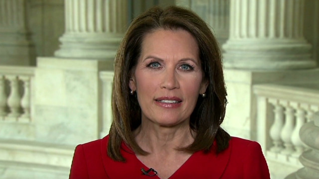 Bachmann wants to be voice to unite GOP