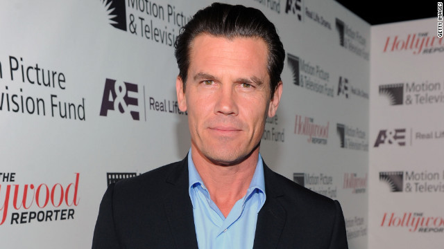 """I did lots and lots of practicing [in the months leading up to production],"" Josh Brolin said about his role in ""Men in Black 3."""