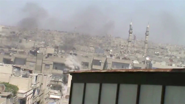 Shelling in Homs amid cease-fire