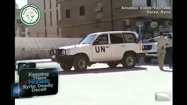 Activist confirms unrest, despite U.N.