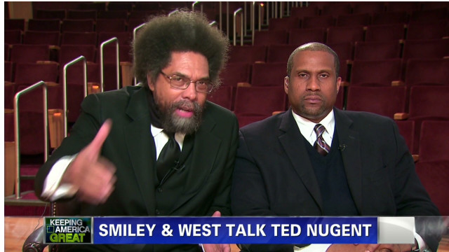 piers morgan cornel west tavis smiley ted nugent comments_00014224