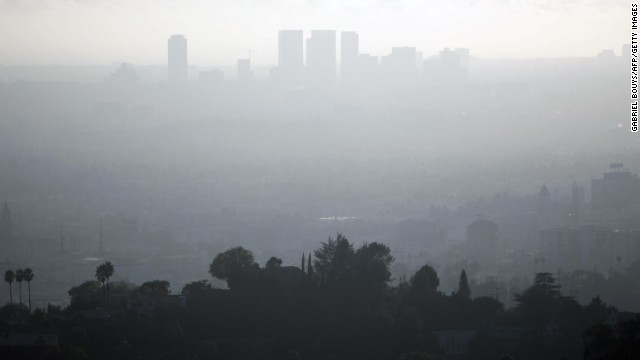 Cities with most air pollution revealed