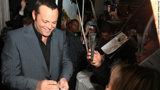 "Actor Vince Vaughn has already been cast to star in the American adaptation of the French-Canadian comedy ""Starbuck."""
