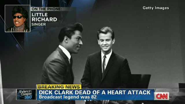 Dick Clark broke race boundaries