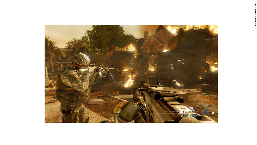 "Hugely popular, ""Modern Warfare 2"" turned heads with an optional mission in which players may choose to shoot civilians."