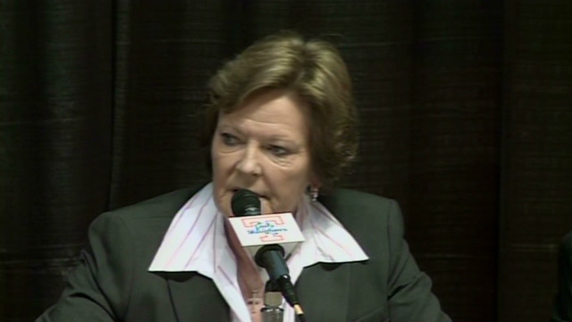Summitt: Coaching has been a privilege