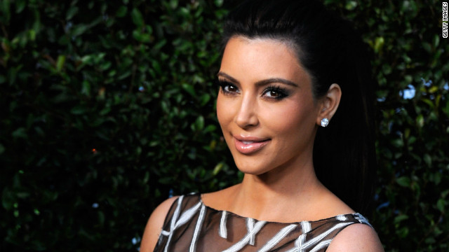 Kim Kardashian's IMDB bio went through some changes earlier on Tuesday.