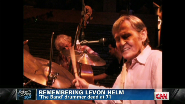 AC360 remembers Levon Helm