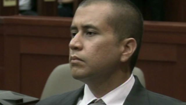 Zimmerman's dad: He had gashes on head