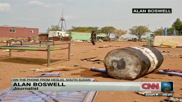 Oil dispute engulfs Sudan, S. Sudan