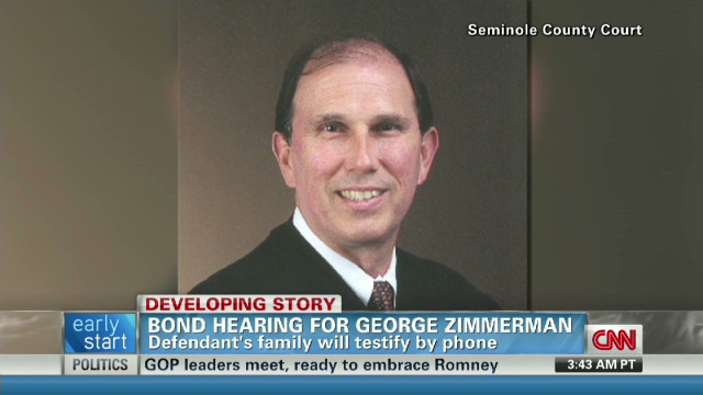 Is Zimmerman a danger to the community?