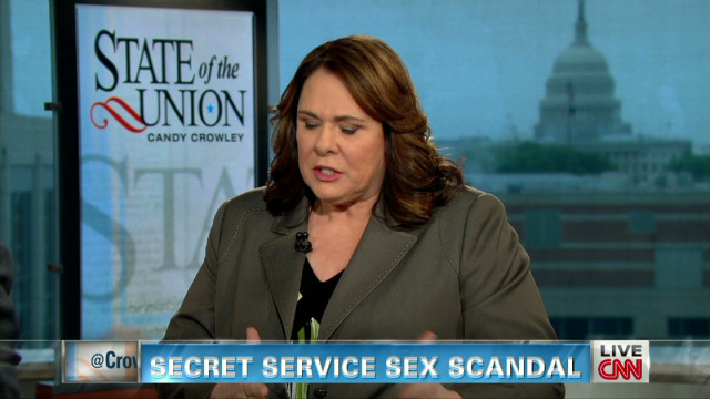 Cummings: Secret Service sex scandal sad