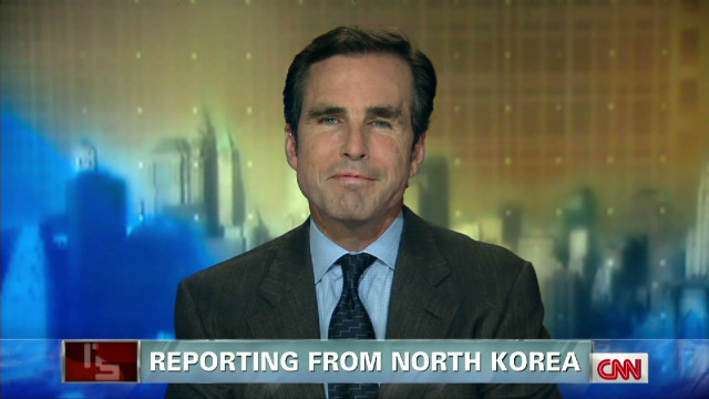 Reporting from North Korea