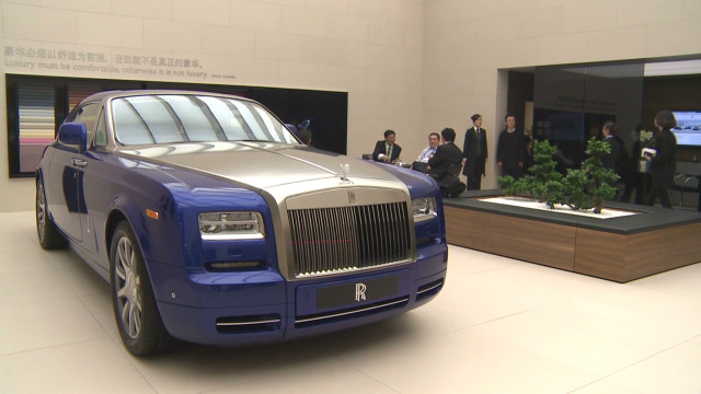 Rolls-Royce encouraged by Chinese market