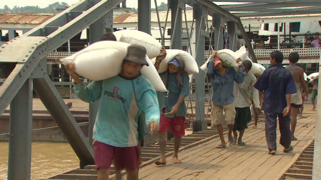 Sanctions and Myanmar's economy