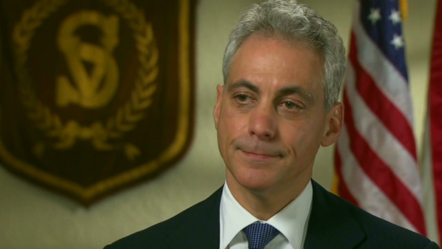 Emanuel: We have a gang problem
