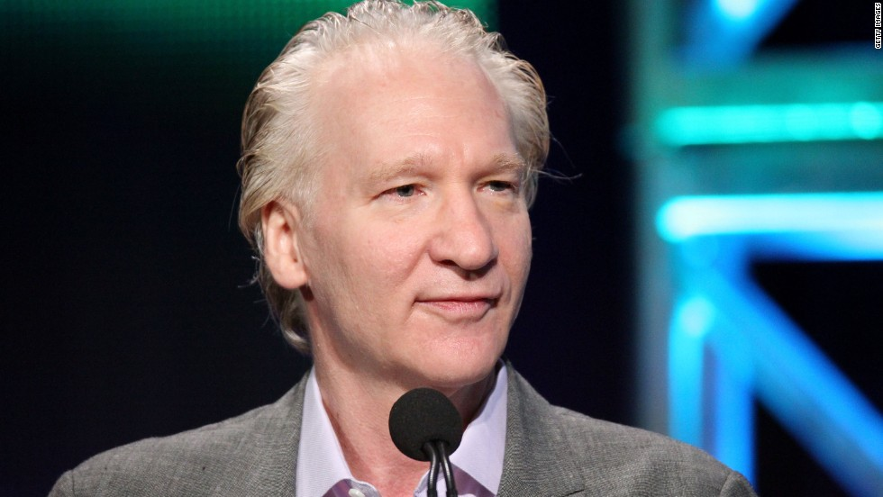 "Author and HBO host Bill Maher is scheduled to be the commencement speaker at University of California, Berkeley in December 2014. <a href=""https://www.change.org/p/university-of-california-berkeley-stop-bill-maher-from-speaking-at-uc-berkeley-s-december-graduation"" target=""_blank"">A petition on Change.org</a> urges the school to cancel Maher's speech, calling Maher ""a blatant bigot and racist."" Here, Maher attends the Summer TCA Tour in 2011. Click through to see more of 2014's big-name commencement speakers."