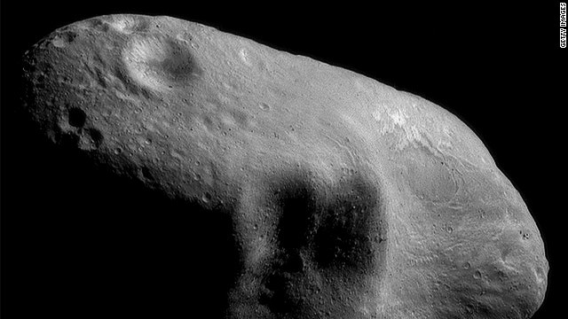 Planetary Resources says the right 80-meter asteroid could contain more than $100 billion worth of materials