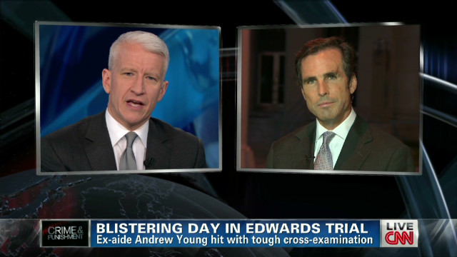 Bob Woodruff on Edwards' lies and trial