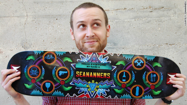 "Adam Montoya, aka ""SeaNanners,"" has a million subscribers for his gaming-commentary clips on YouTube."
