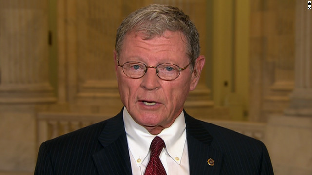 "Sen. James Inhofe, R-Oklahoma, a pilot, is spearheading legislation to institute a  ""Pilot's Bill of Rights."""