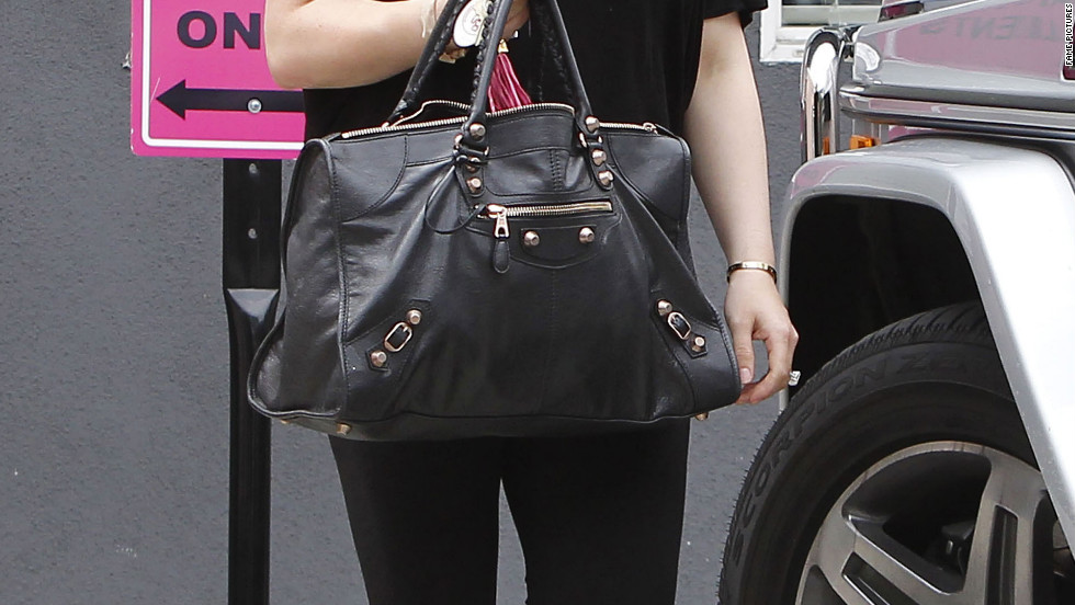 Hilary Duff goes to pilates class in Studio City.