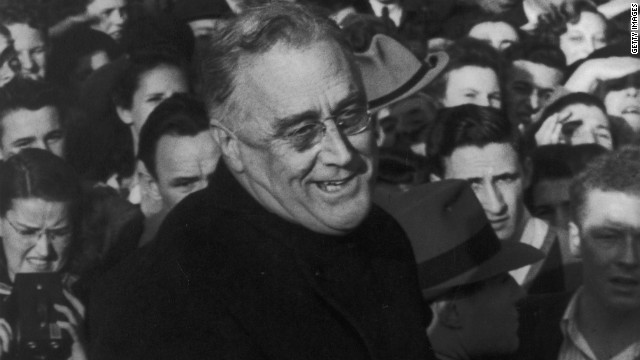 President Franklin Roosevelt wanted the Democratic Party to be focused on liberal ideas.