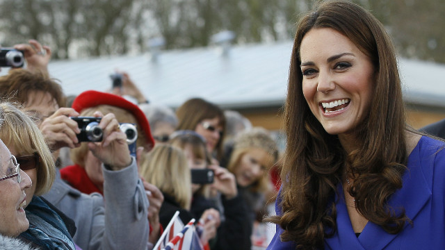It's been a busy first year for the Duchess of Cambridge