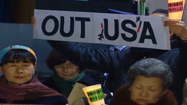 2008: Japanese to U.S.: Get out