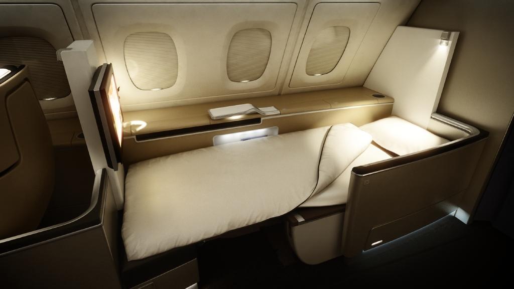 Poltrona First Class.Amazing First Class Air Cabins Cnn Travel
